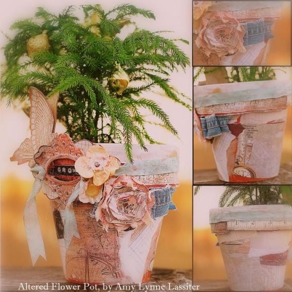 AlteredFlowerPot, ALLassiter, 2011