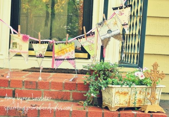 Create Banner, Flowers, ALLassiter, Zutter