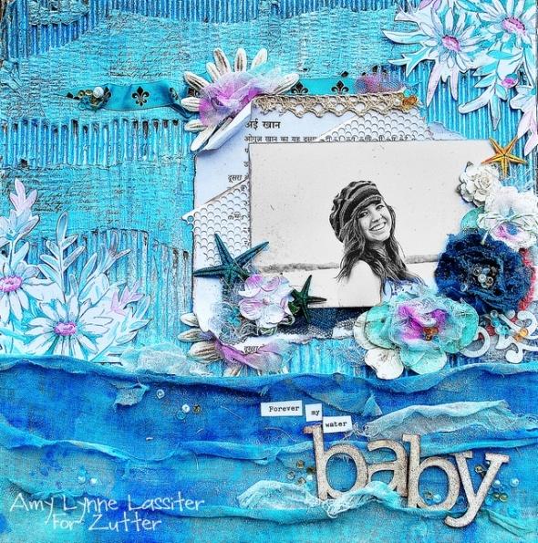 ALLassiter, Water Baby, 2012