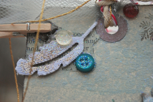 feather, corner, owl tag, ALLassiter